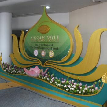 Vesak 2011 – Tailândia